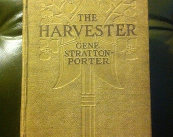 1912 The Harvester Book