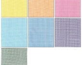 OilclothByTheYard Mini Gingham Your Choice of Color