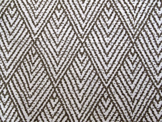 IKAT TAUPE designer, drapery/bedding/upholstery fabric
