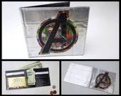 Duct Tape Wallet (MARVEL Avengers themed)