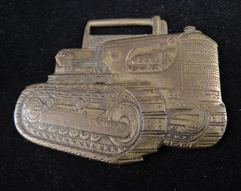 Oliver Corporation Farm Tractor Watch Fob