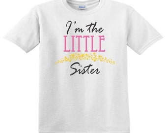 Little Sister with Stars Tee