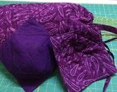 Spindle Bag Hard Case, Spindle Bowl Cover