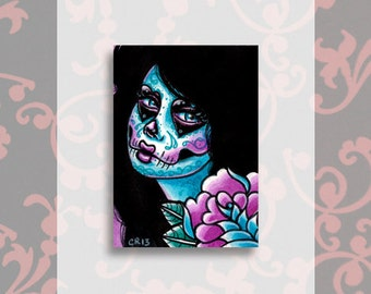 Limited Edition ACEO | Art Print | 11 of 25 2.5x3.5 in