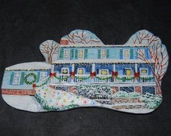 Custom House 5-7 inches