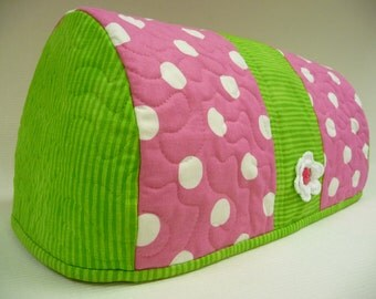 Delightful Dots - Create/Personal Cutter Cozy - Create Cozy - Create Dust Cover - Cricut Cover