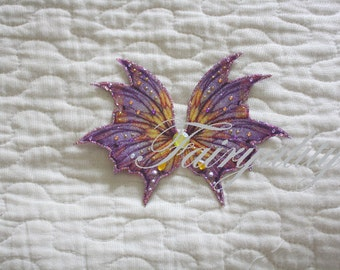 Beautiful Irridescent Fairy wings for BJD/Pukifee/PukiPuki and YOSD Littlefee and smaller .OOAK