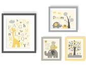 Baby room decor Nursery a...