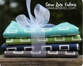 Simply Style Frames Fat Quarter Bundle - Set of 4