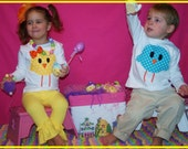 Easter Chick Shirt Girl or Boy - Infant Toddler Youth Sizes - PRE ORDER Shipping March 1st