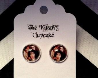 Rocky Horror Picture Show earrings