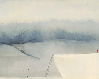 Pensive Series 1/9 Giclee Print