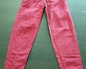 Vintage RIO Maroon Jeans