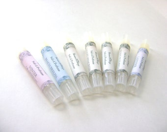 Solid Perfume in Slimstick Tube, Choose a Scent