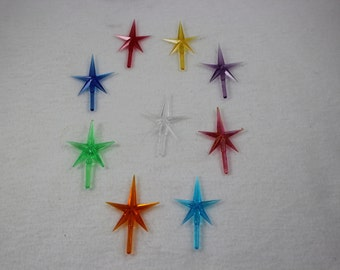 Med Star for Ceramic Christmas Tree