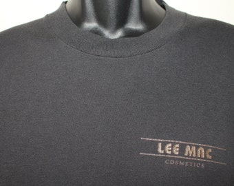 Lee Mac Cosmetics vintage black Screen Stars t-shirt S/M