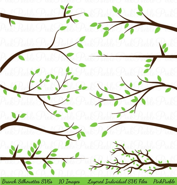 ... , Limbs and Branches Cutting Templates - Commercial and Personal Use