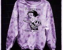 Alternative 'Disney' Princess Sweaters. 21st Century Twist