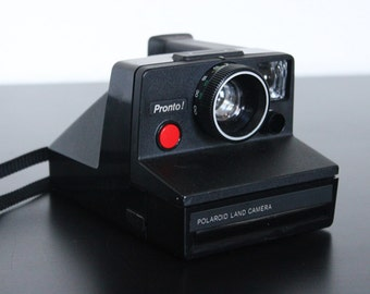 Vintage Polaroid Pronto Instant Land Camera SX-70 Film  Made in USA