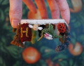 care of magical creatures charm bracelet 3 KNITTING PATTERN