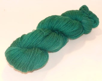 Laceweight BFL Blue Faced Leicester - Rain Forest