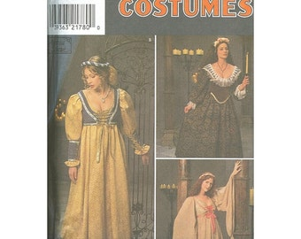 Simplicity 8192 Medieval Gown Costume