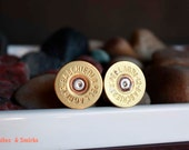 Baschieri & Pellagri 12GA Shotgun Shell Cufflinks