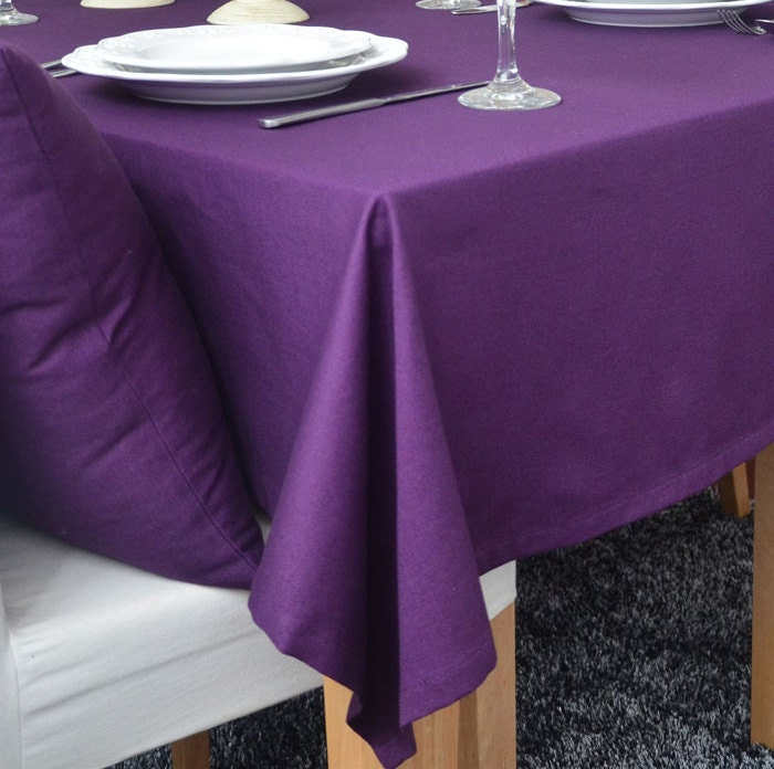 Solid Violet Purple Re...