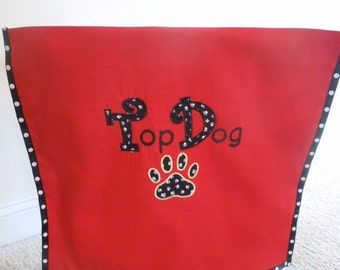 Top Dog Chair Cover