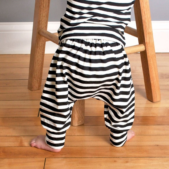 Baby Toddler Harem Pants Pdf Pattern Photo By Brindilleandtwig