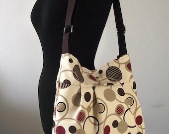 Messenger Crossbody Preppy Bag Diaper Bag Preppy Crossbody Bag Women Bag Teacher Bags Handmade handbags