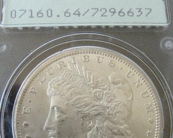 1885 Carson City Morgan Silver Dollar