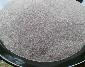 Emery sand 1 Pound/Cup, High quality, loose,  fine grit,  Keeps Needles Sharp. Fill your own mini pincushions.
