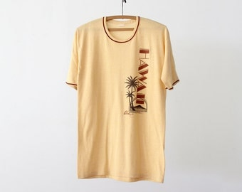 vintage 80s Hawaii t-shirt