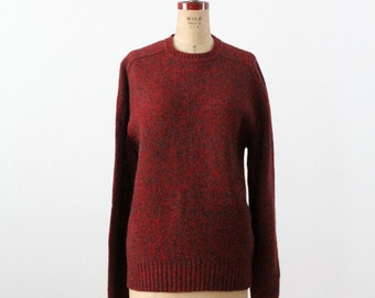 1980s wool sweater by Cambridge Classics