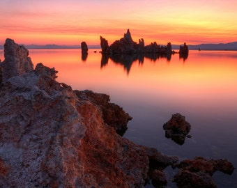 Tufa Sunrise (Mono Lake, CA)