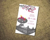 PRINTABLE Invitation Cocktail Bridal Shower Twist of Lemon Modern DIY PDF Template Anniversary Couple Engagement Party Housewarming Online