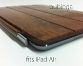 iPad Air 1 or 2 Smart Cover - Bubinga wood