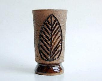Vintage Swedish Vase  - LaHolm 60s