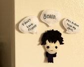 Sherlock Magnet Quotes