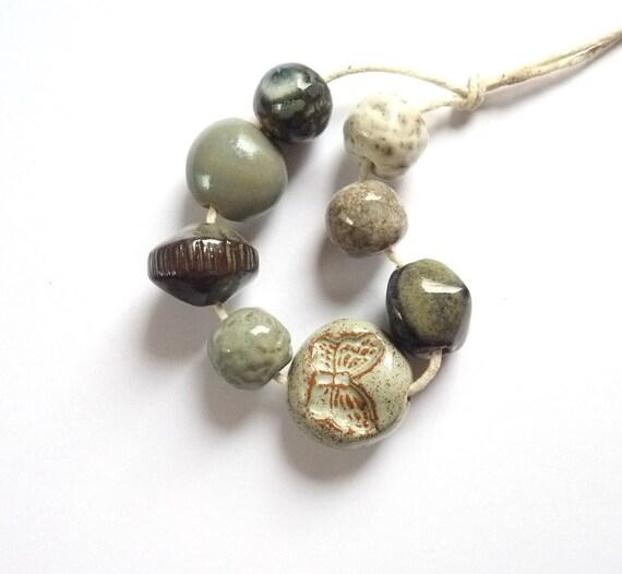 handmade artisan beads