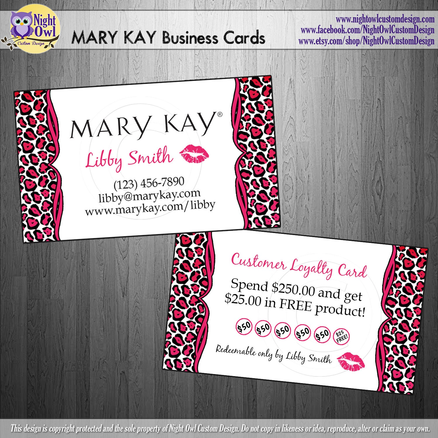best of stock of mary kay business cards business cards