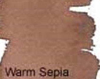Peerless Transparent Watercolor Sheet - Warm Sepia