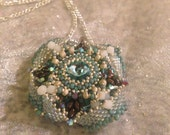 Flower Lace Pendent