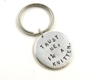 Trust Me, I'm a ... Knitter (Knitting Gift)