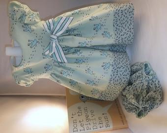 Baby girl's dress.