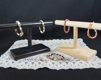Craft Show Bracelet Display, Bracelet or Watch Display Stands, Craft Show Jewelry Display, Unique Jewelry Organizer and Craft Show Stands