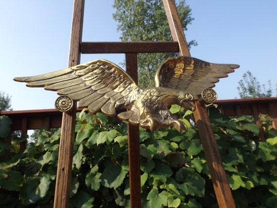 Sale huge metal american eagle patriotic wall art wall - Massieve decoratieve tuin ...