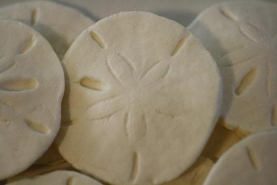 Cake Decorating Making Sand : 6 Edible gumpaste sand dollars for cake by ACakeToRemember ...