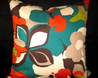 Renaldi Caspia Tangerine pillow cover  22 X 22